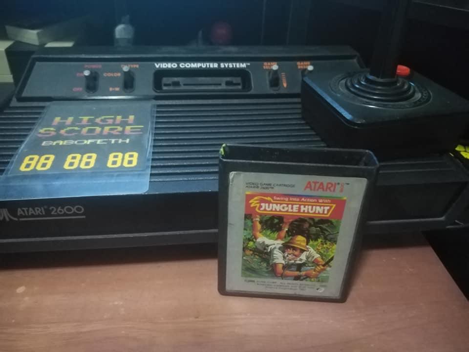 Jungle Hunt: Game 2 21,500 points