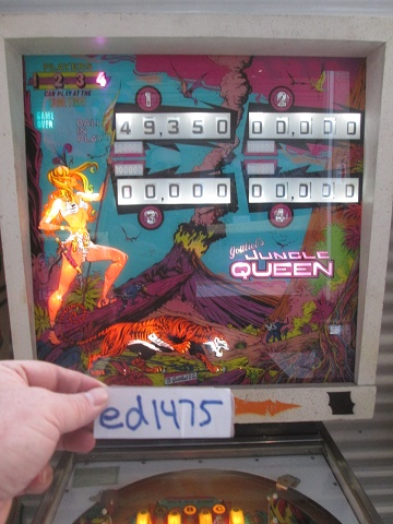 ed1475: Jungle Queen (Pinball: 3 Balls) 49,350 points on 2017-08-27 15:40:13