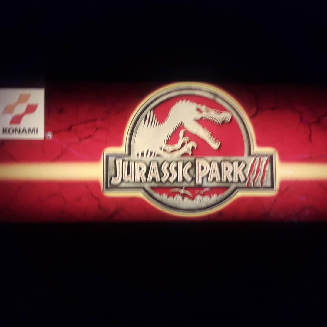 JML101582: Jurassic Park III (Arcade) 33,560 points on 2019-04-20 17:40:26