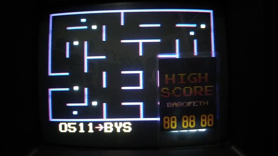 KC Munchkin: Maze 0 511 points
