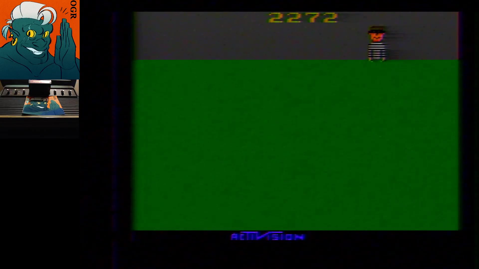 AwesomeOgre: Kaboom! (Atari 2600 Expert/A) 2,272 points on 2020-02-21 10:11:03