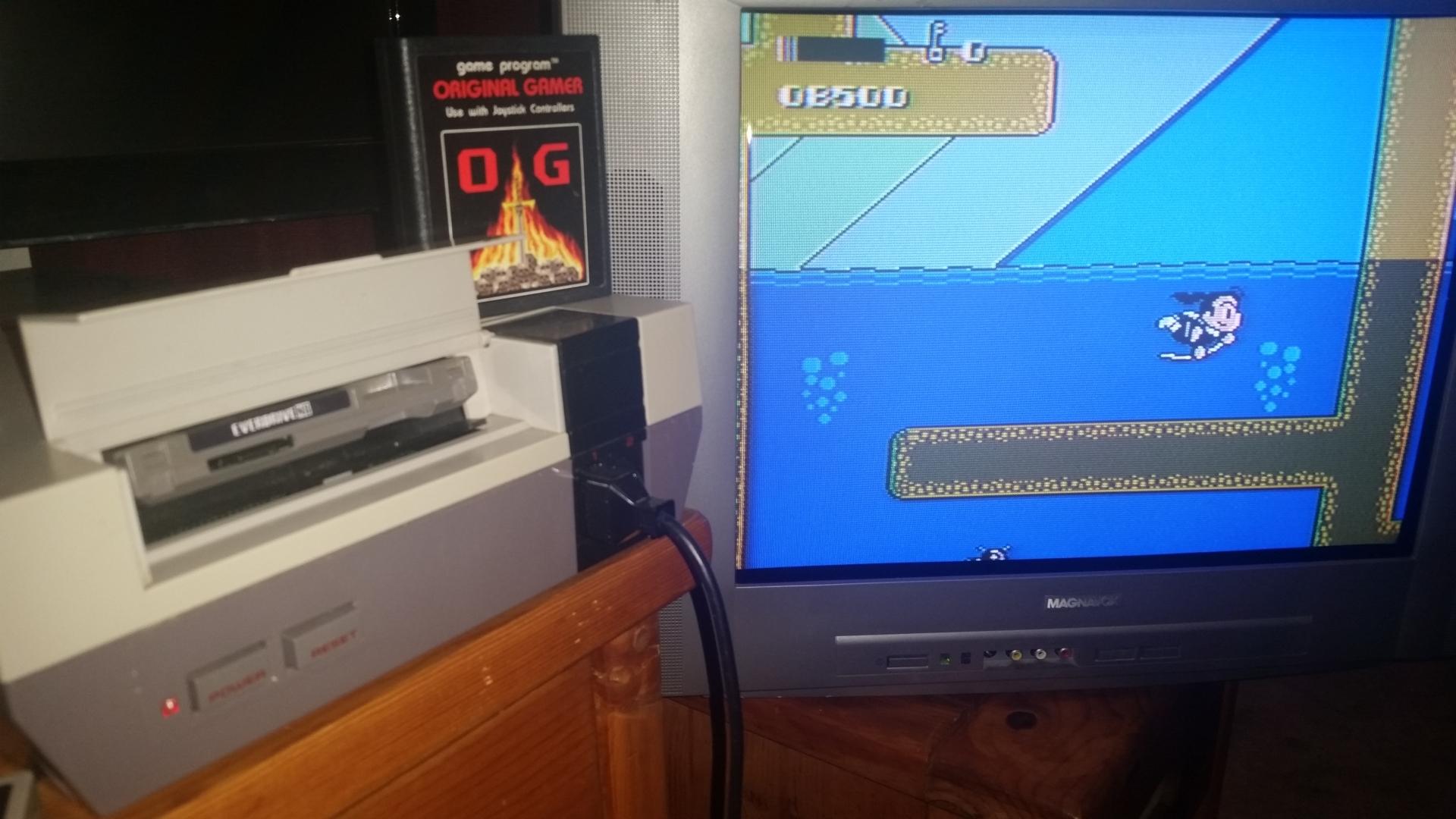 OriginalGamer: Kaiketsu Yanchamaru 3: Taiketsu! Zouringen (NES/Famicom) 8,500 points on 2016-08-26 12:30:52