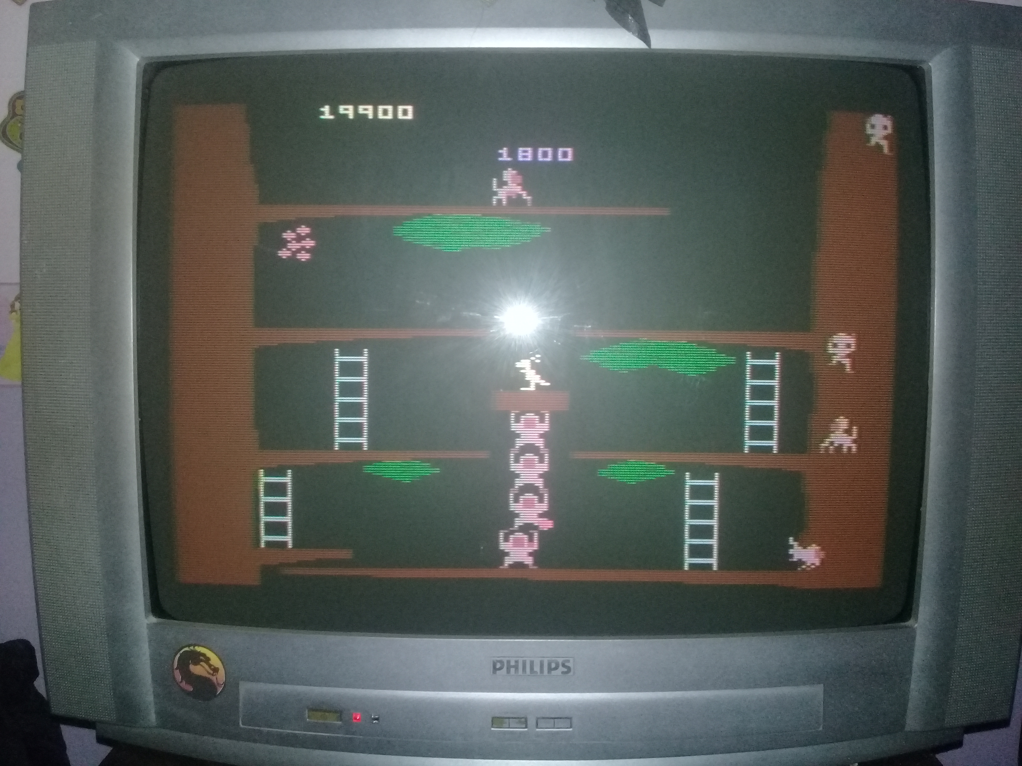 omargeddon: Kangaroo [Advanced] (Atari 400/800/XL/XE) 19,900 points on 2020-03-31 19:51:44