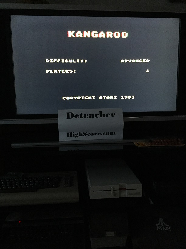 Kangaroo 22,600 points