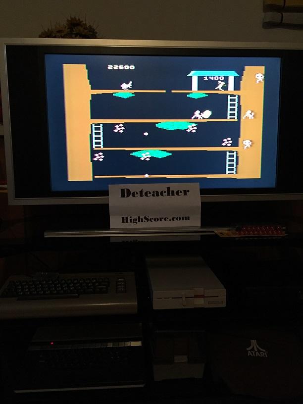 Deteacher: Kangaroo (Atari 400/800/XL/XE) 22,600 points on 2016-04-11 20:06:41