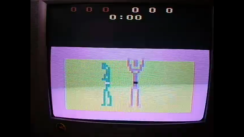omargeddon: Karate (Atari 2600 Novice/B) 3,420 points on 2020-10-16 19:54:23