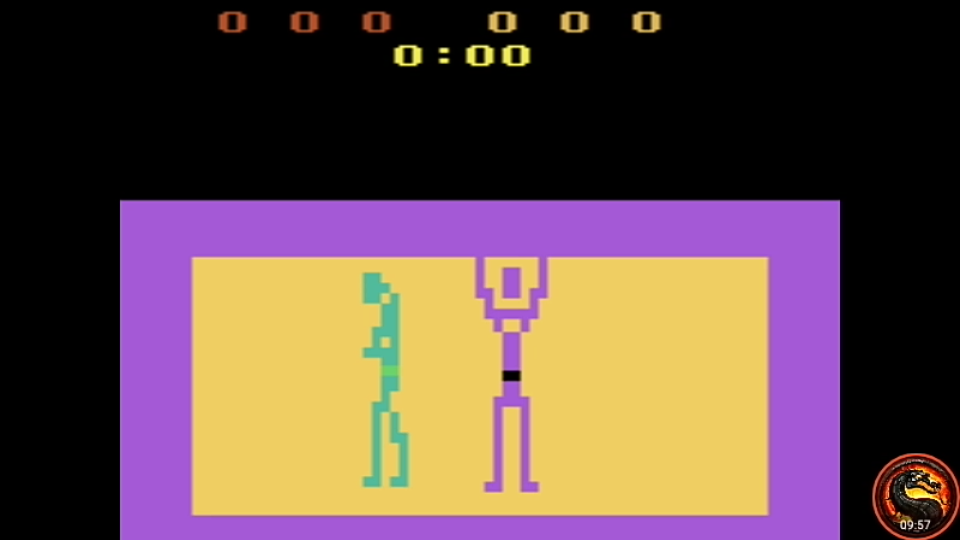 omargeddon: Karate (Atari 2600 Emulated Novice/B Mode) 3,320 points on 2020-10-16 21:42:16