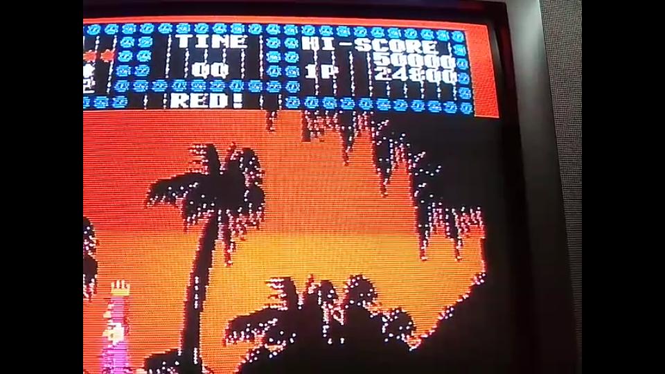 omargeddon: Karate Champ (NES/Famicom) 24,800 points on 2019-04-16 20:49:20