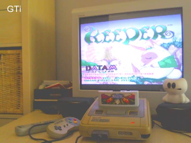 GTibel: Keeper [1 Player Level 1] (SNES/Super Famicom) 28,600 points on 2016-10-09 14:20:15
