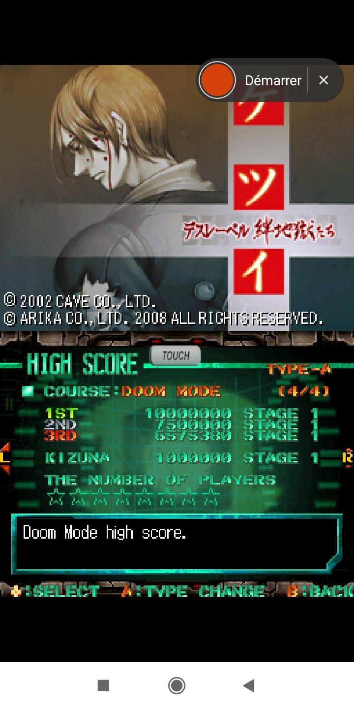 Larquey: Ketsui: Death Label [Doom Mode] (Nintendo DS Emulated) 6,575,380 points on 2020-09-20 13:11:53