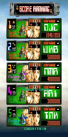 derek: Ketsui: Kizuna Jigoku Tachi [ket] (Arcade Emulated / M.A.M.E.) 10,461,959 points on 2016-07-13 20:37:01
