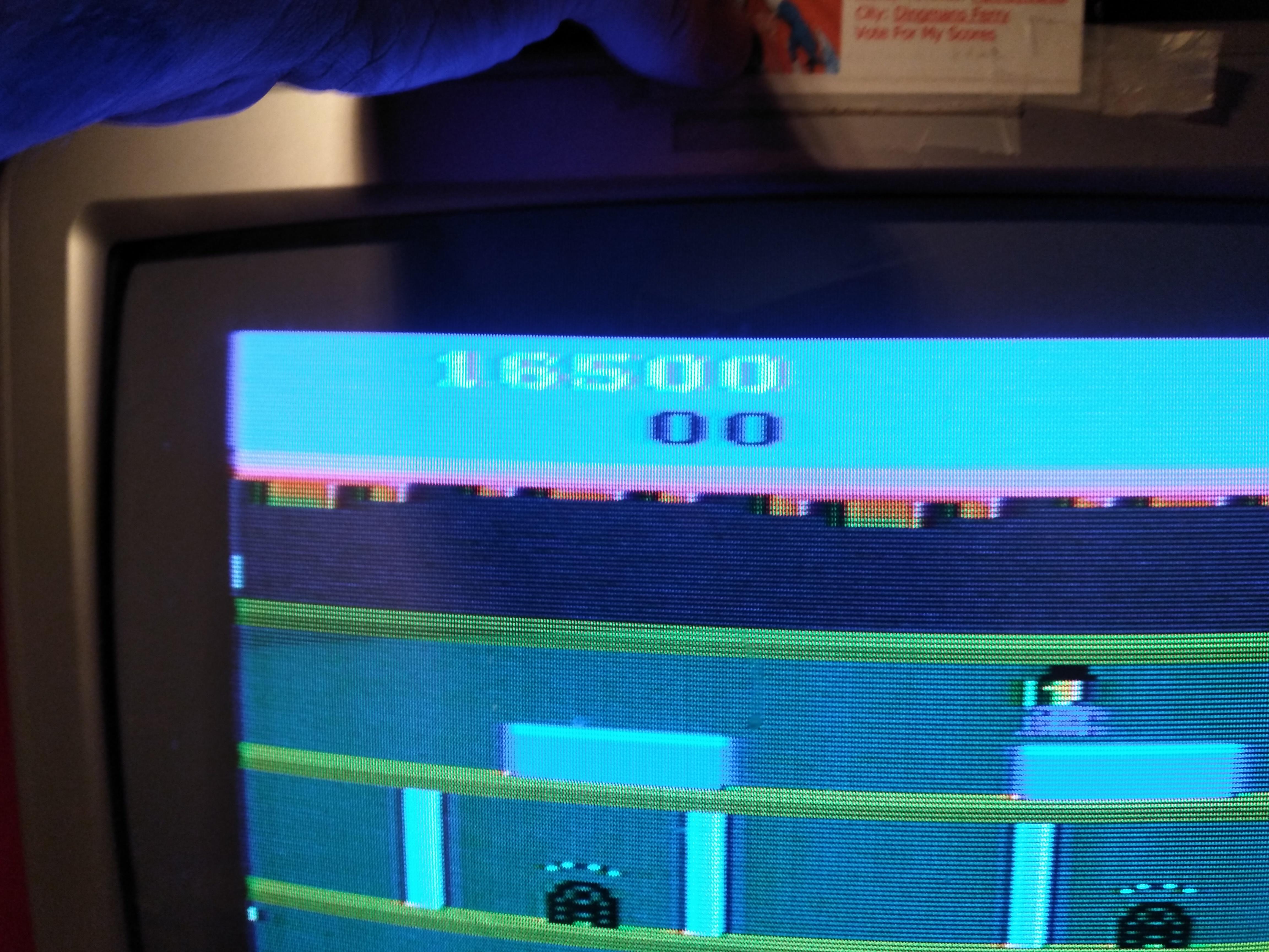 Pitfall75: Keystone Kapers (Atari 2600 Expert/A) 16,500 points on 2019-11-24 17:05:01