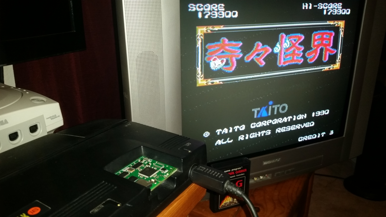 OriginalGamer: KiKi KaiKai (TurboGrafx-16/PC Engine) 179,900 points on 2016-04-30 15:48:49