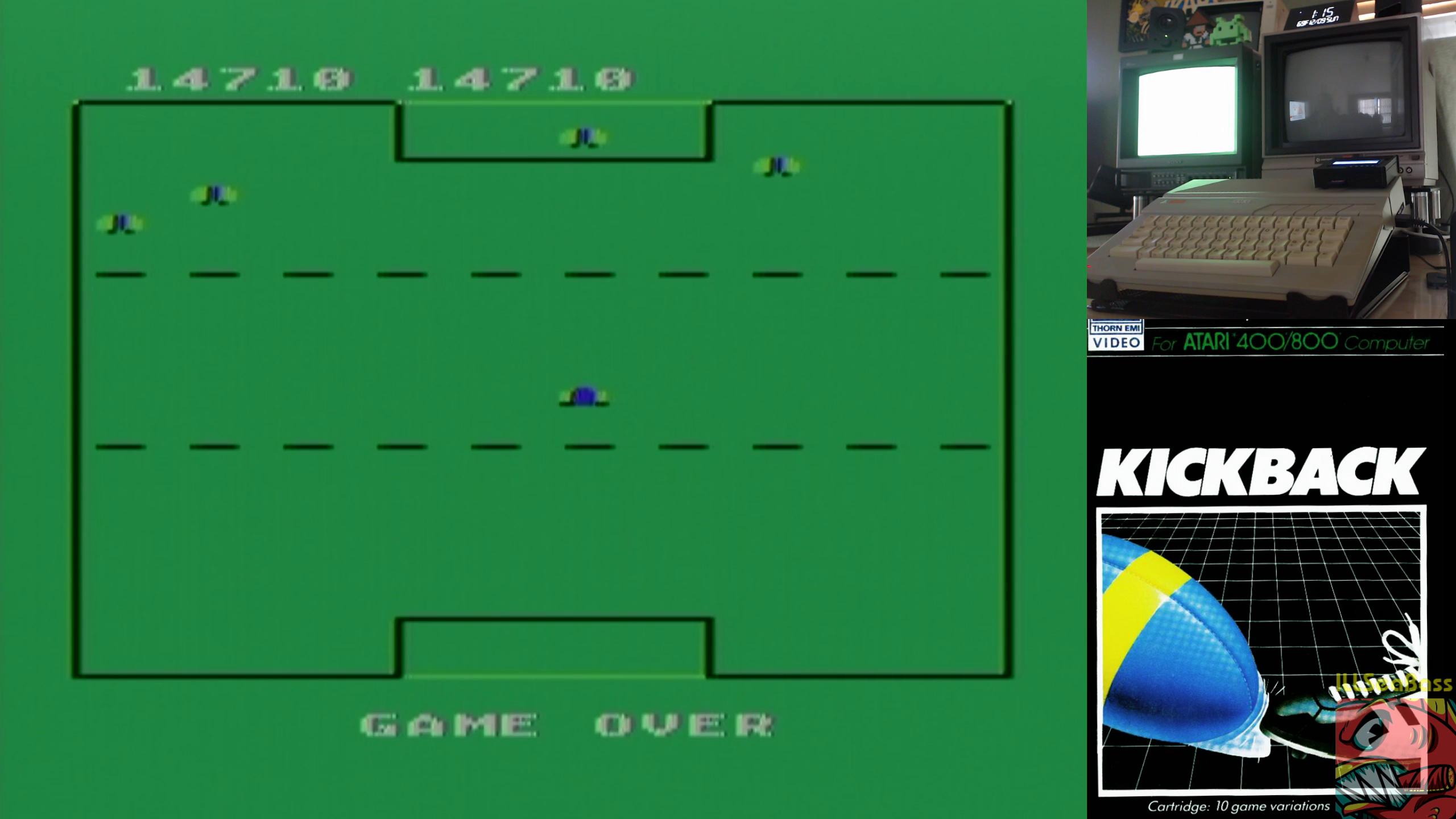 ILLSeaBass: Kickback (Atari 400/800/XL/XE) 14,710 points on 2019-11-22 14:36:33