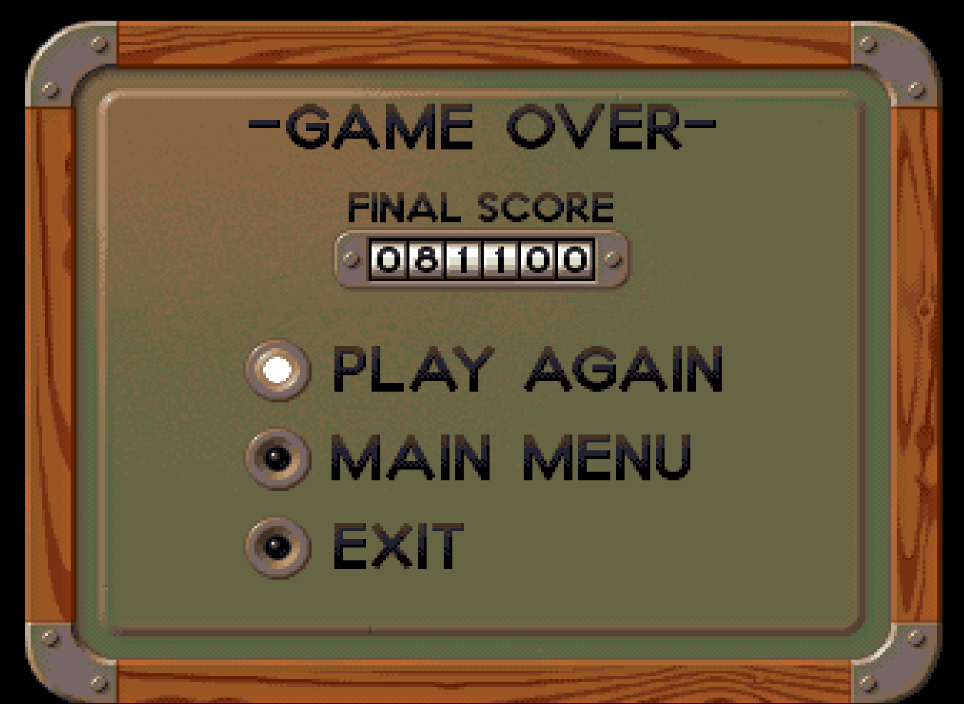 Mantalow: Kid Chaos (Amiga Emulated) 81,100 points on 2016-07-21 13:36:14