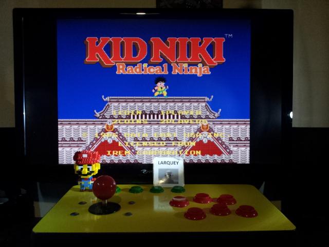 Kid Niki: Radical Ninja [kidnikiu] 54,700 points