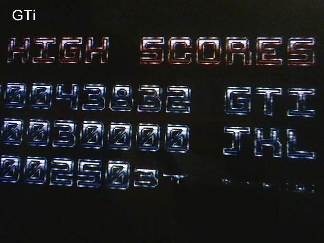 GTibel: Killing Machine (Atari ST) 43,832 points on 2017-07-31 02:04:15