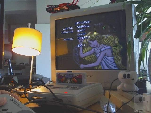 GTibel: King of Demons [Normal] (SNES/Super Famicom) 32,220 points on 2019-08-22 04:23:19