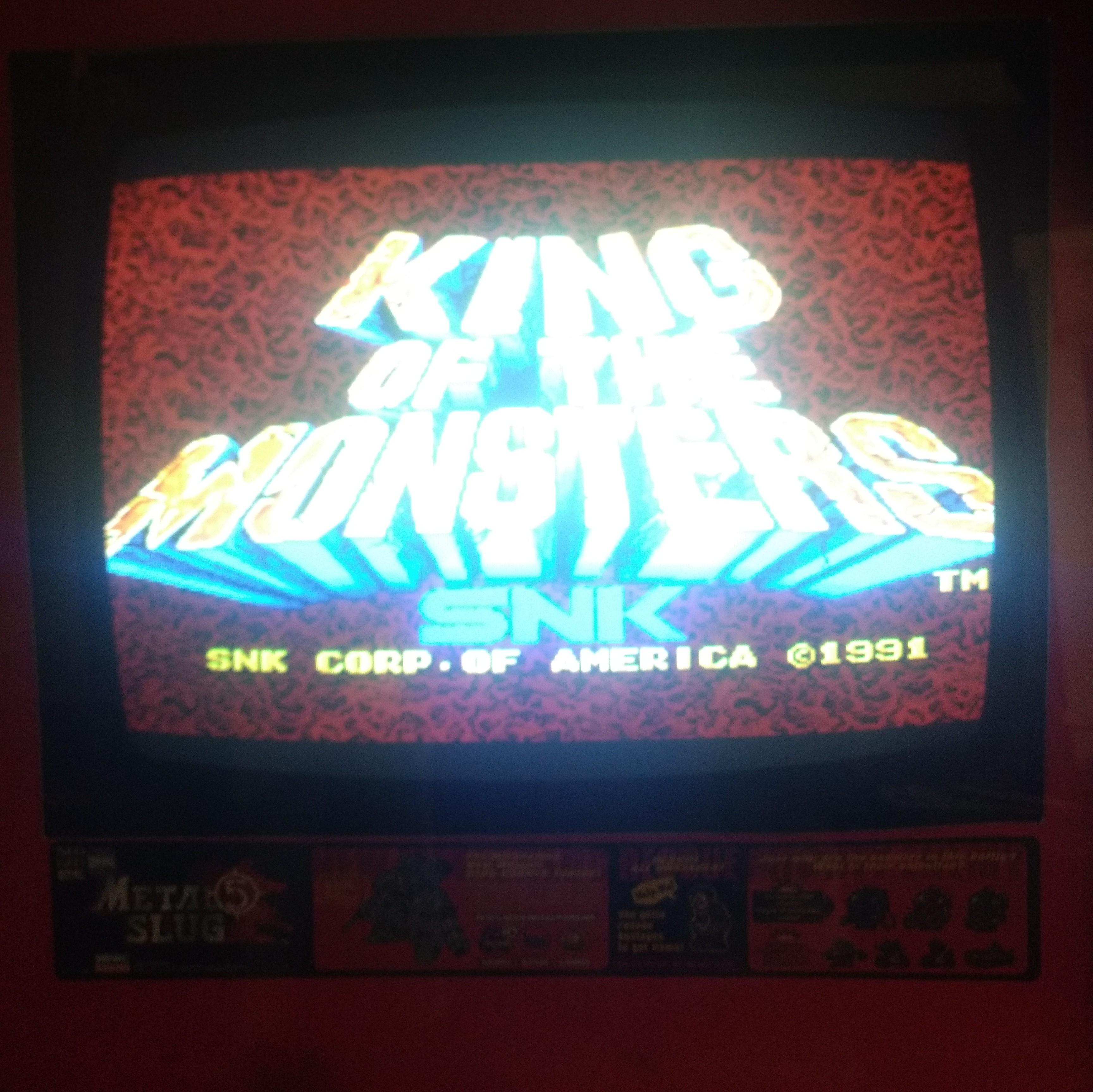 D3fk0nZ3r0: King of the Monsters (Neo Geo) 24,970 points on 2018-08-23 22:47:15
