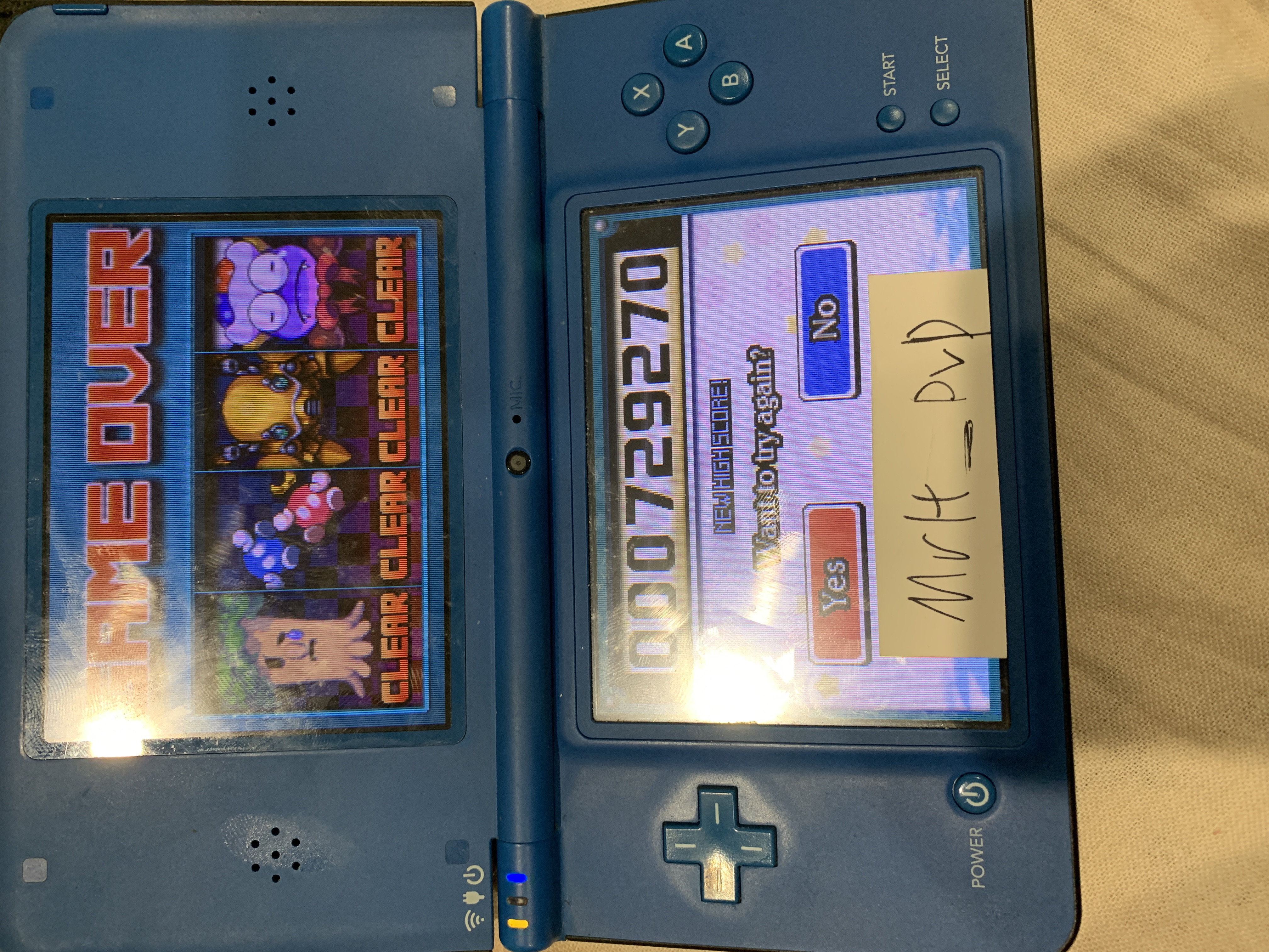 MrHPvP: Kirby Mass Attack: Kirby Brawlball (Nintendo DS) 729,270 points on 2020-07-11 04:57:42