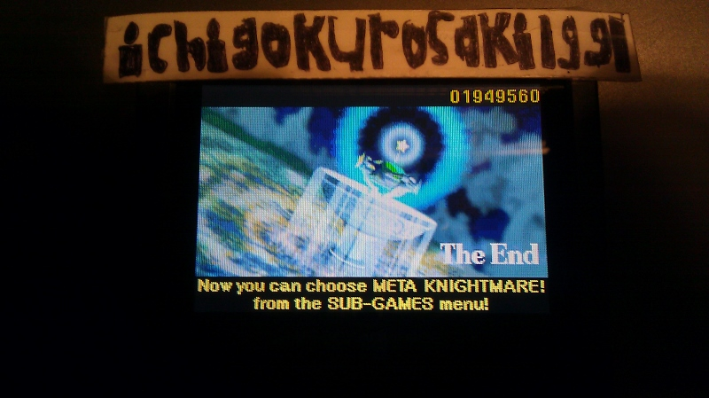 ichigokurosaki1991: Kirby: Nightmare In Dream Land: Extra Mode (GBA) 1,949,560 points on 2016-04-26 20:23:46