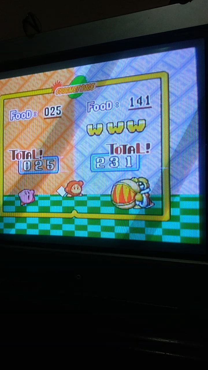 Sdrgio797: Kirby Super Star [Gourmet Race Food Total] (SNES/Super Famicom Emulated) 25 points on 2020-07-30 02:36:14
