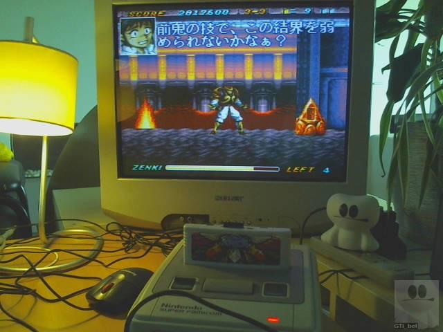 GTibel: Kishin Douji Zenki: Battle Raiden (SNES/Super Famicom) 2,817,600 points on 2019-08-16 03:09:44