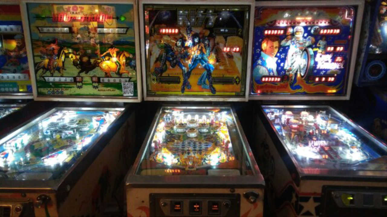 ichigokurosaki1991: Kiss (Pinball: 3 Balls) 189,660 points on 2016-11-29 16:03:03