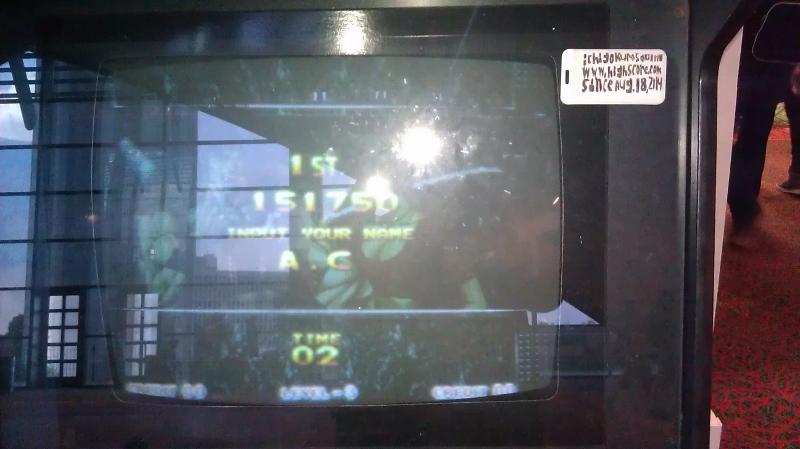 ichigokurosaki1991: Kizuna Encounter (Arcade) 151,750 points on 2016-11-30 00:52:38