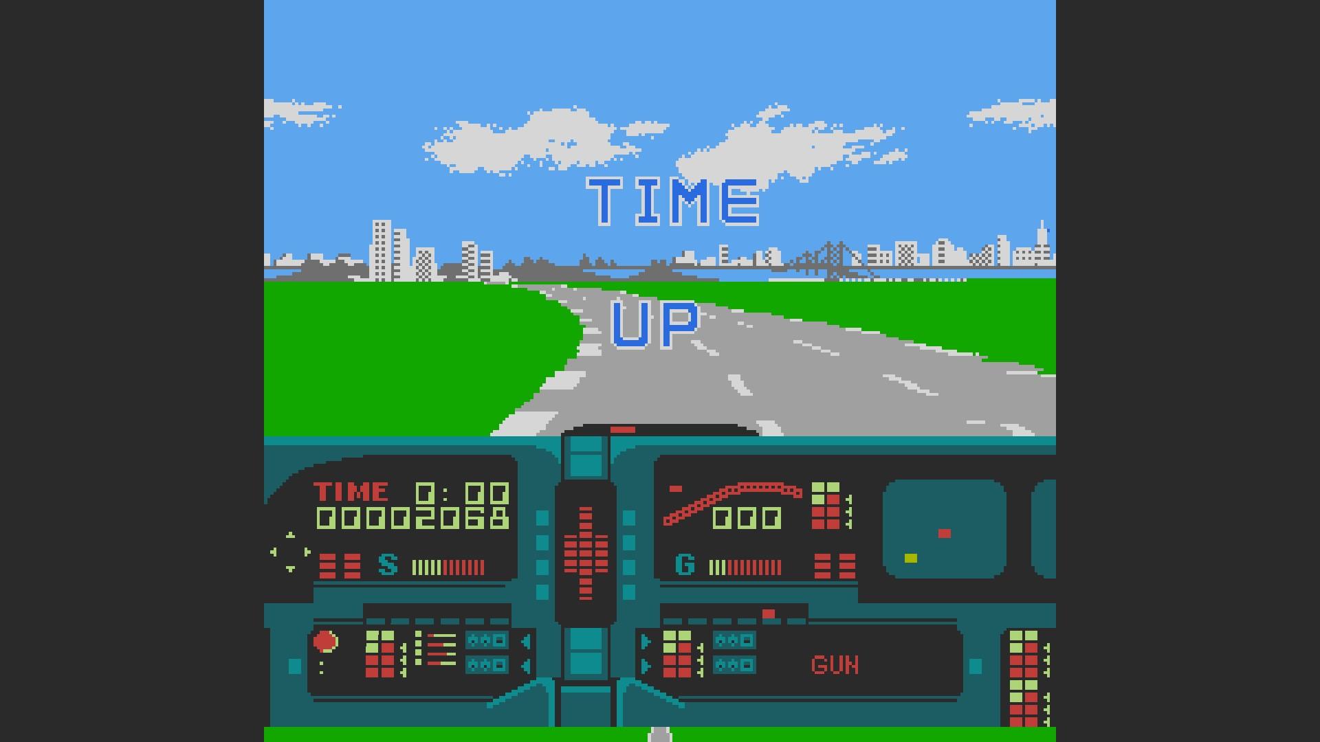AkinNahtanoj: Knight Rider [1 Life] (NES/Famicom Emulated) 2,068 points on 2020-10-25 08:21:37