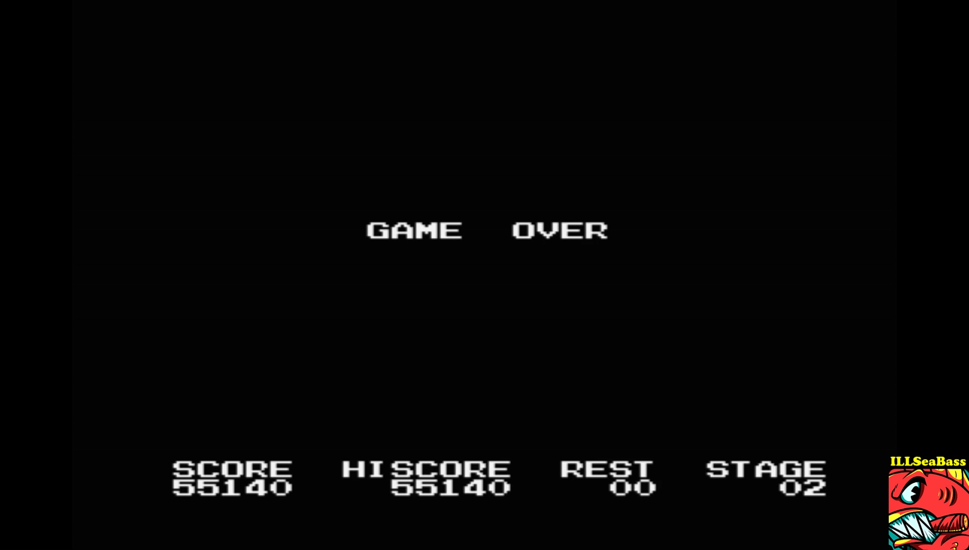 ILLSeaBass: Knightmare (MSX Emulated) 55,140 points on 2017-08-20 13:31:48