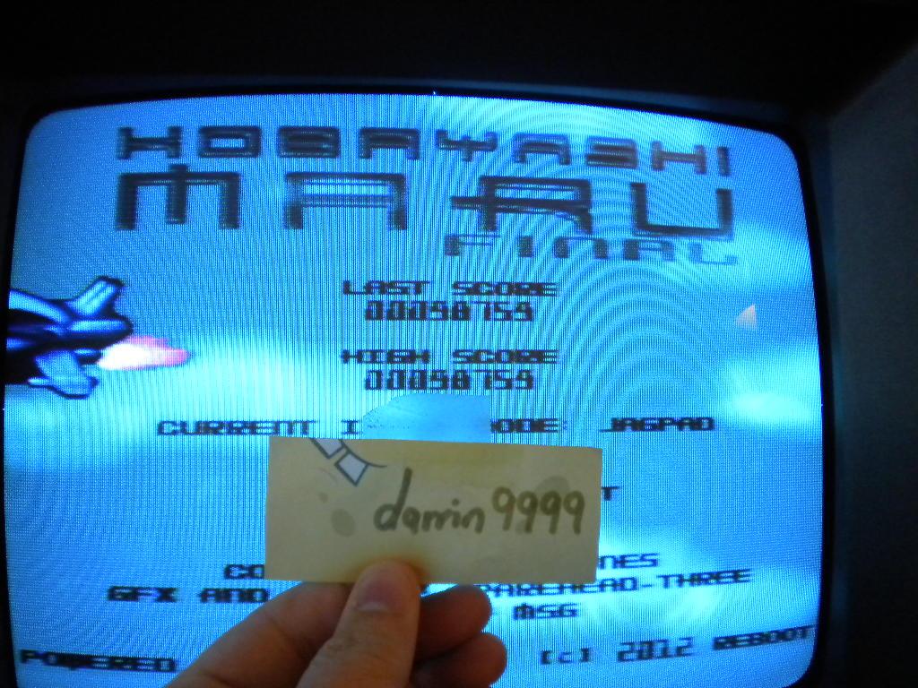 Kobayashi Maru 98,759 points