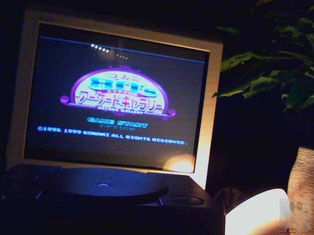 GTibel: Konami 80