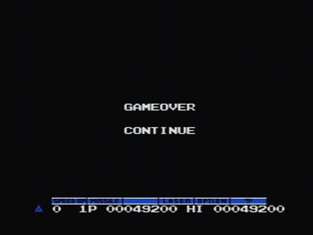 derek: Konami Antiques MSX Collection Vol. 1: Gradius (Playstation 1) 49,200 points on 2016-03-16 19:42:22