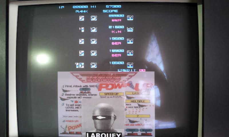 Larquey: Konami Classics Series: Arcade Hits: Gradius / Nemesis (Nintendo DS Emulated) 22,800 points on 2018-07-12 11:30:23