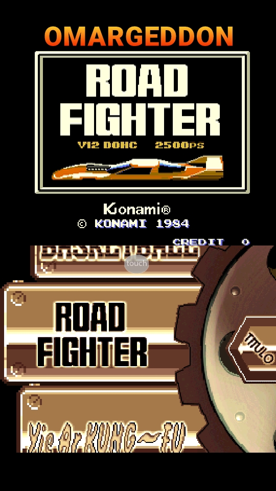 omargeddon: Konami Classics Series: Arcade Hits: Road Fighter (Nintendo DS Emulated) 49,610 points on 2018-10-25 23:25:04