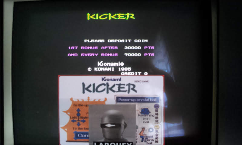 Larquey: Konami Classics Series: Arcade Hits: Shao-Lin