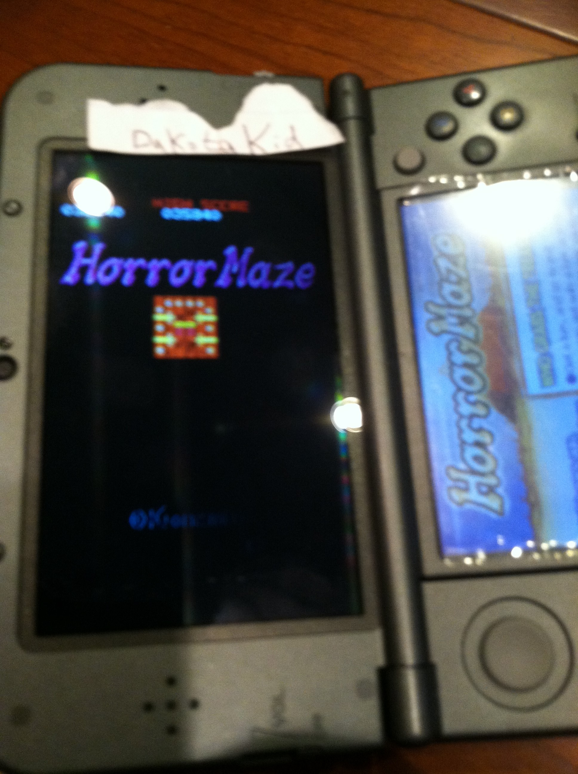 Konami Classics Series: Arcade Hits: Tutankham / Horror Maze 32,140 points