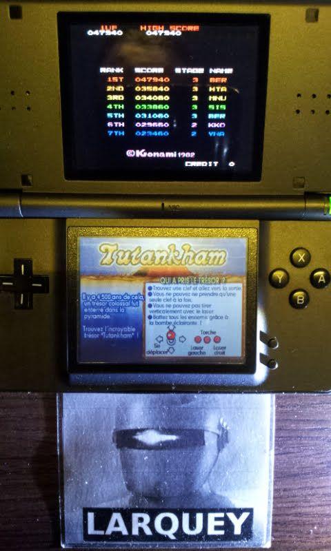 Konami Classics Series: Arcade Hits: Tutankham / Horror Maze 47,940 points