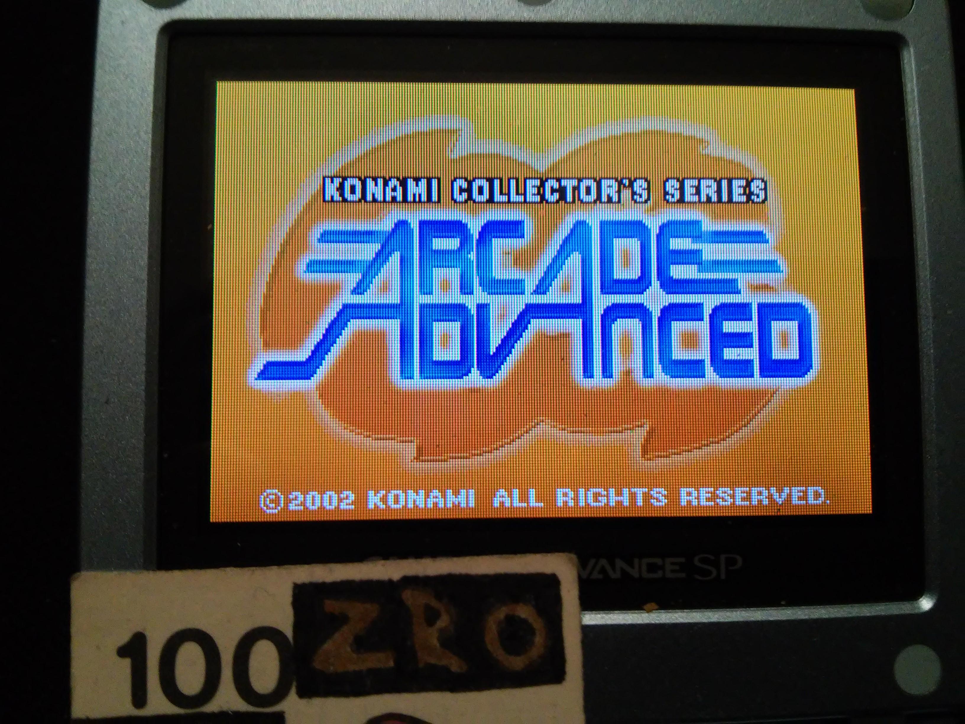 zerooskul: Konami Collector