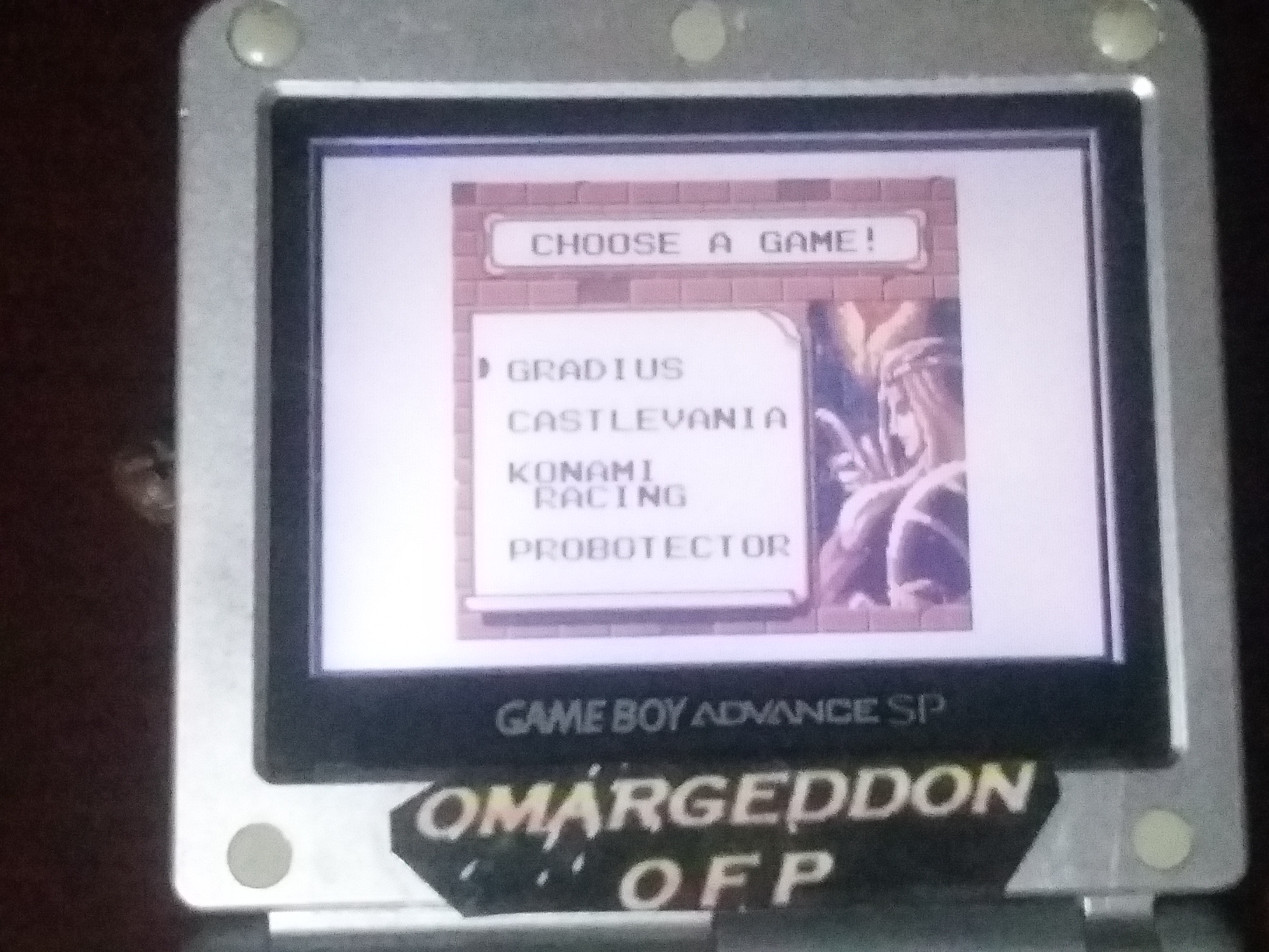 omargeddon: Konami GB Collection Vol. 1: Gradius (Game Boy Color) 43,300 points on 2018-01-03 22:25:22