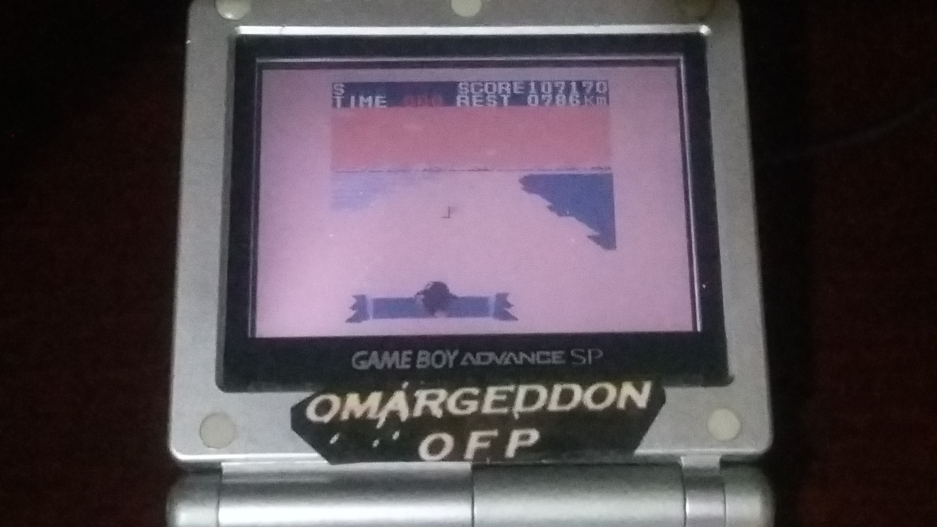 omargeddon: Konami GB Collection Vol. 4: Antarctic Adventure (Game Boy Color) 107,170 points on 2018-04-14 21:33:50