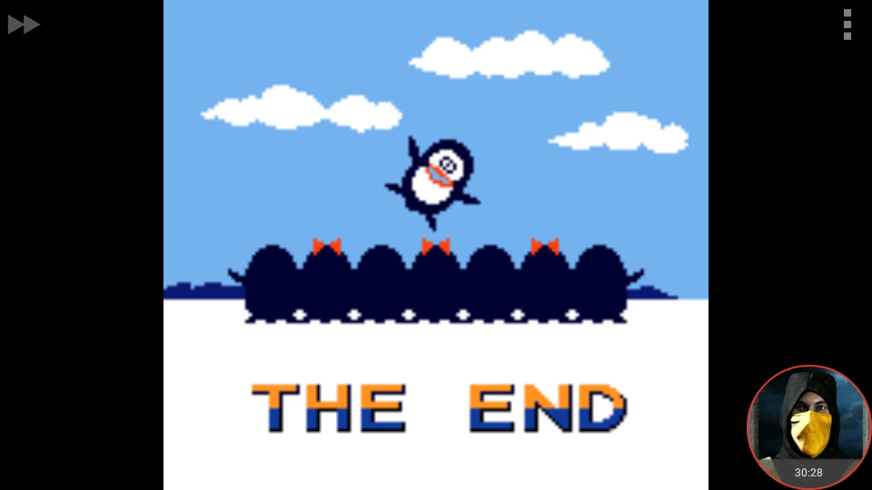 omargeddon: Konami GB Collection Vol. 4: Antarctic Adventure (Game Boy Color Emulated) 158,030 points on 2018-04-16 00:24:22