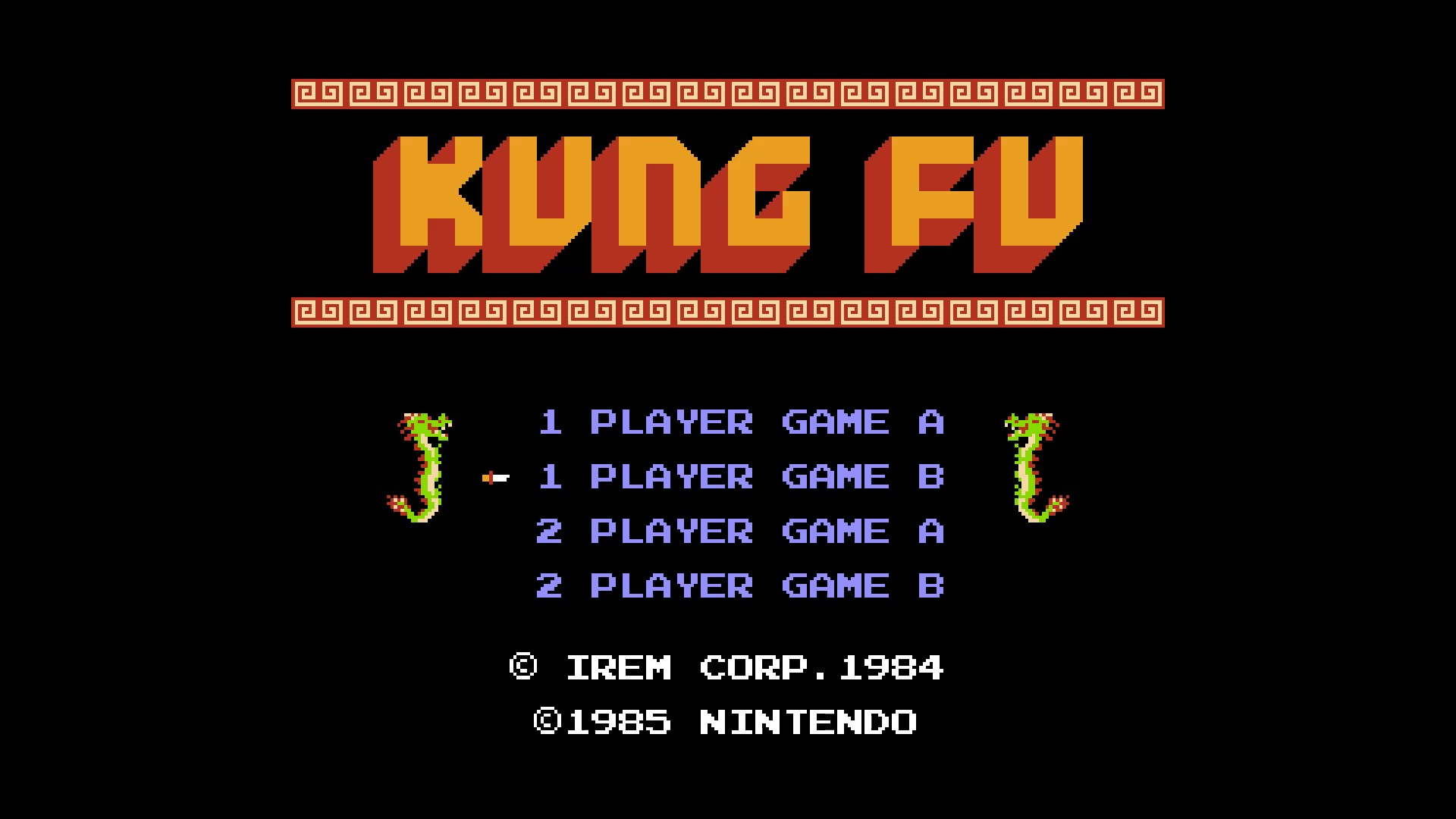 Kung Fu: Game B 124,560 points