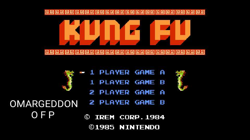 Kung Fu 192,320 points