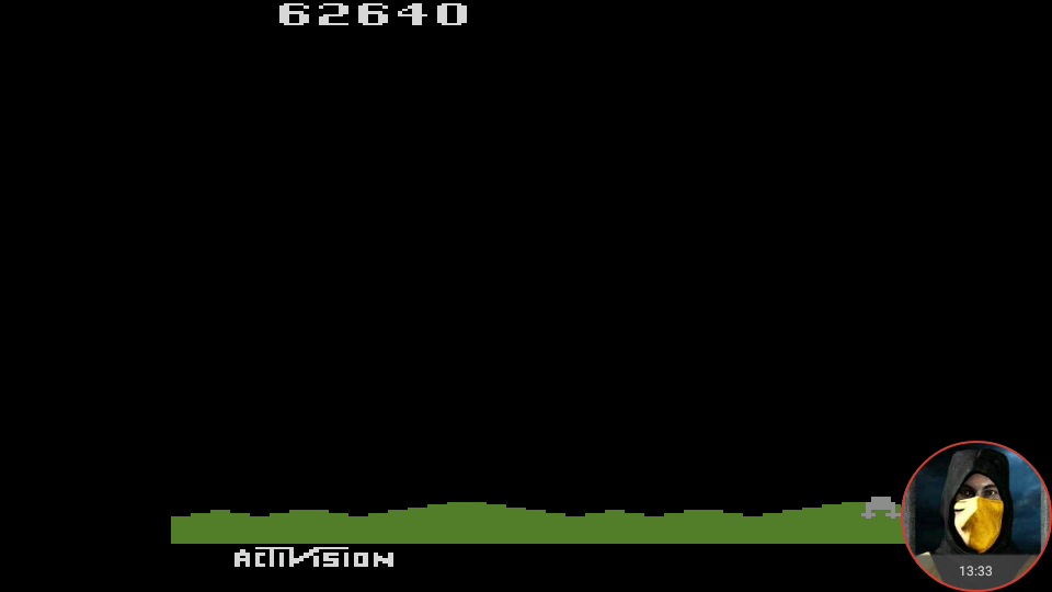 omargeddon: Laser Blast: Game 2 (Atari 2600 Emulated Novice/B Mode) 62,640 points on 2018-05-26 00:03:04