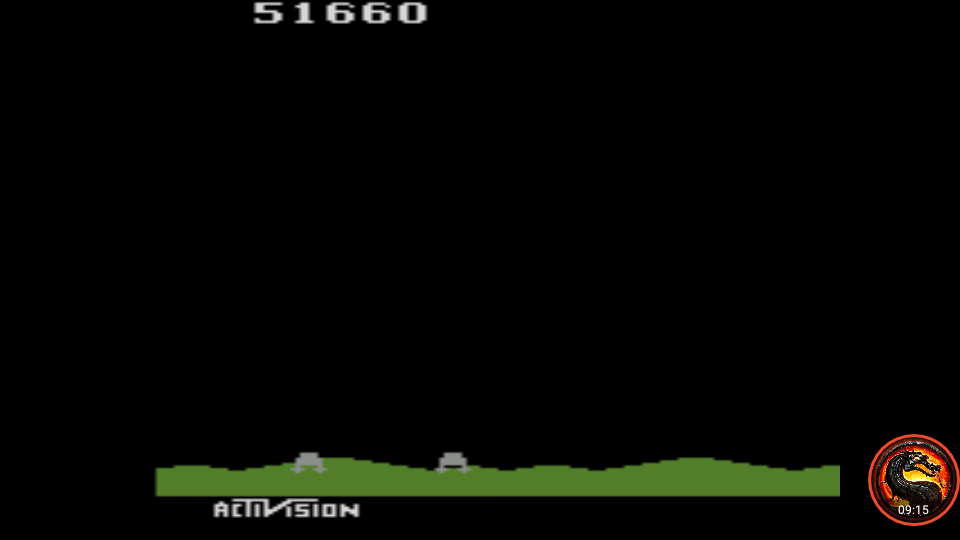omargeddon: Laser Blast: Game 3 (Atari 2600 Emulated Expert/A Mode) 51,660 points on 2020-04-02 16:02:16