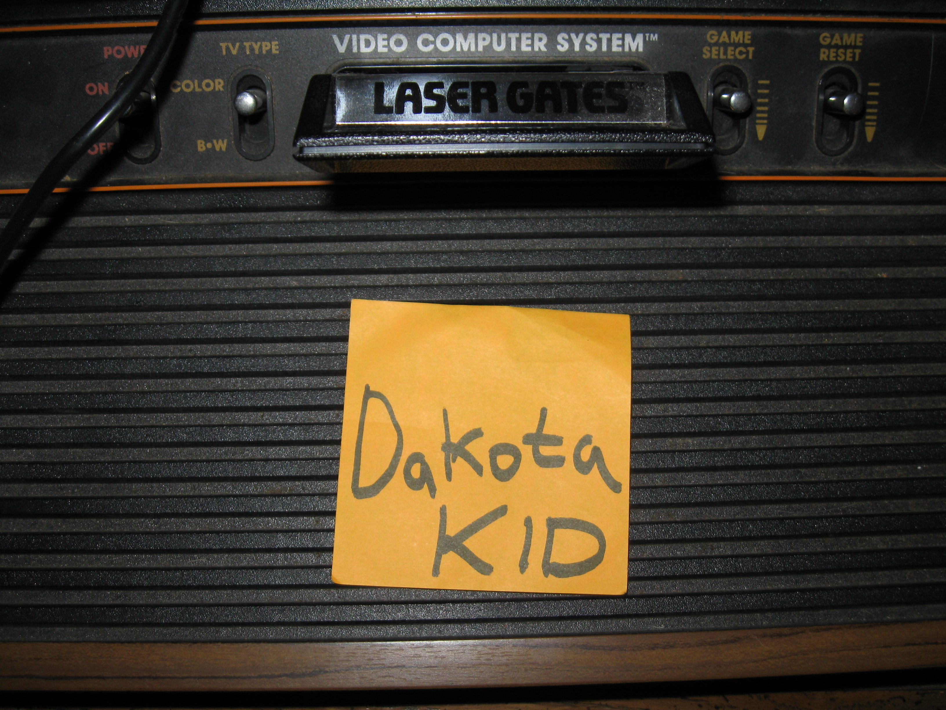 DakotaKid: Laser Gates (Atari 2600 Novice/B) 30,372 points on 2016-02-22 22:20:51
