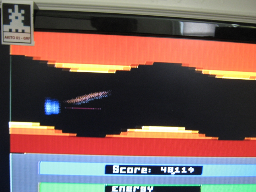 Laser Gates 48,119 points