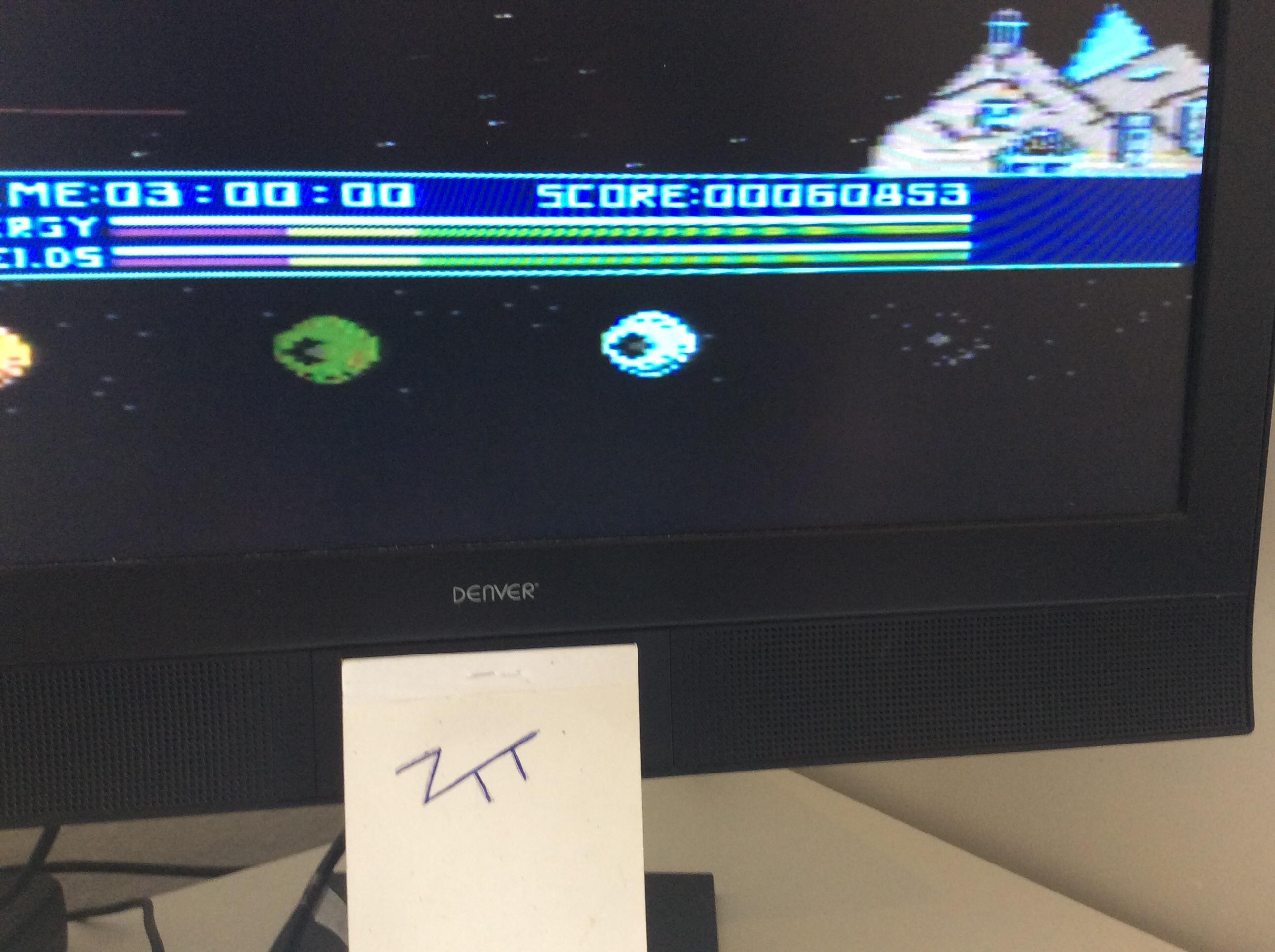 Laser Gates 60,853 points